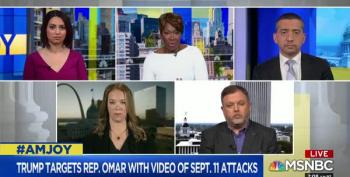Joy Reid's Panel Takes Dems To Task For Weak Defense Of Rep Ilhan Omar