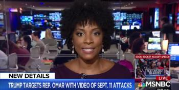 Zerlina Maxwell Refuses To Let Alex Witt Victim-Blame Ilhan Omar