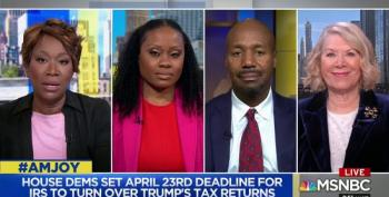 AM Joy Panel: Democrats Need To Step Up Their Game On Trump's Taxes
