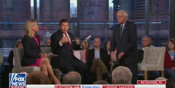Backfire On Fox As Bret Baier Asks About Medicare For All