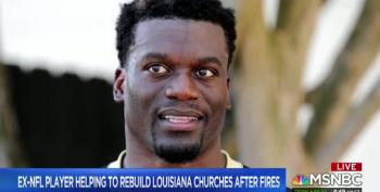 MSNBC Host: Mourn Notre Dame By Helping 3 Black Churches Lost To Arson In Louisiana