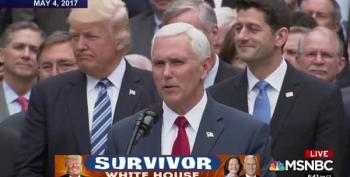 Survivor: White House - Mike Pence Edition