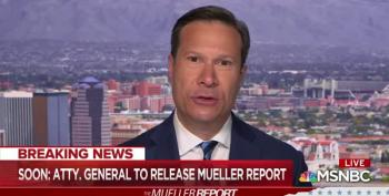 Frank Figliuzzi Rejects Barr's 'No Collusion' Kool-Aid