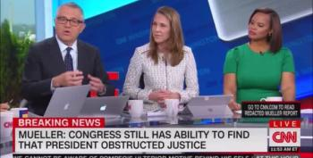 Jeffrey Toobin Calls It 'Obstruction Of Justice'