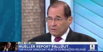Rep. Nadler Subpoenas Mueller Report And Underlying Material