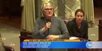 Wash. State Senator Slammed For Saying Nurses Sit Around, Playing Cards All Day