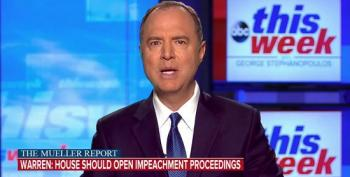 Adam Schiff: Democrats 'May' Take Up Impeachment In The Wake Of Mueller's Report