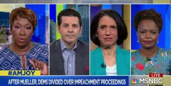 AM Joy: If Donald Trump Isn't Impeachable, Who Is?