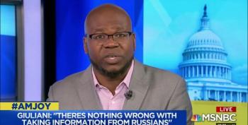 Jason Johnson: Rudy Giuliani Appearances A 'Reminder Of The Lawlessness Of This Administration'