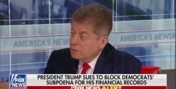 Napolitano Calls Trump's Lawsuit Over Financials 'Doomed'