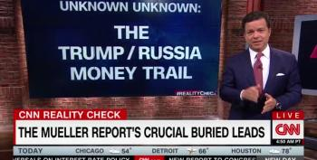 John Avlon Does Reality Check On Mueller Report's Hidden Stories