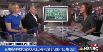Helping Students By Forgiving Loans? The Morality Police Are Aghast