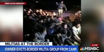 Police Removed Armed 'Militia' From New Mexico Border