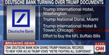 Deutsche Bank Hands Over Trump Documents To New York AG