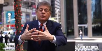 Napolitano: Trump's Obstruction Of Justice Was Immoral, Criminal, Condemnable