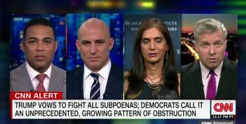 CNN Plays 'What If A Democrat Did What Trump Is Doing?'