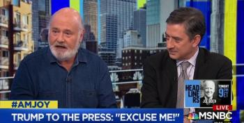 Rob Reiner: Sarah Sanders 'Entire Job Is Excuse Me'