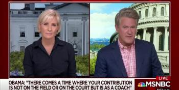 Mika Scarborough Pouts Because Obama Hasn't Endorsed Joe Biden