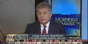 Napolitano Refutes Trump's Twitter Rage: I Never Asked To Be On SCOTUS