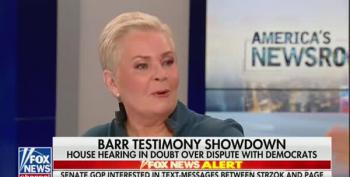 Fox Panelist Calls Out Barr For Hypocrisy On House Hearings