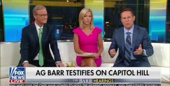 Fox & Friends Cries Crocodile Tears After Mazie Hirono Is Mean To Bill Barr
