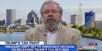 David Cay Johnston: 'Long-Running Evidence' Trump Committed Tax Fraud
