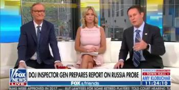 Fox And Friends Was A Real Doozy On Trump's Taxes