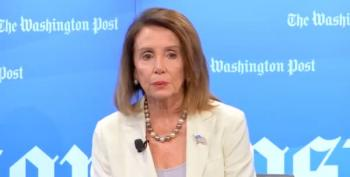 Pelosi:  Every Single Day Trump Is 'Becoming Self-Impeachable'