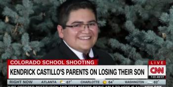 """'He's A Hero And He Always Will Be,"""" Says Kendrick Castillo's Father"""