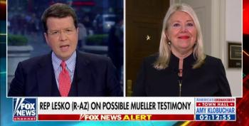 Neil Cavuto Helps AZ Congresswoman Blame Mueller For Barr Contempt Vote