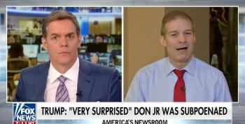 Jim Jordan Instructs Don Jr. To Obstruct Congress
