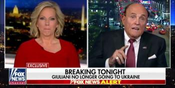 Giuliani Cancelled Trip To Ukraine Because Scooby Doo And Those Meddling Investigations