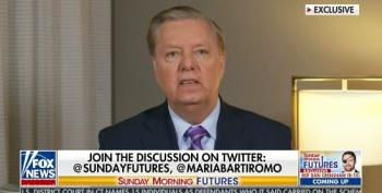 Lindsey Graham Urges Trump Jr. To Ignore Senate Subpoena