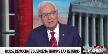 Rep. Pascrell Predicts Trump's Tax Returns Will Drain His Support