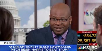 Dr. Jason Johnson: Biden/Harris Ticket Is 'Laziest Prediction In The World'