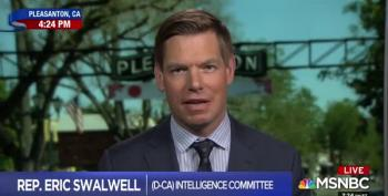 Swalwell:  'Bolton Has Never Seen A Solution He Didn't Want To Bomb'