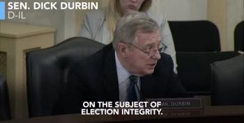 Friday News Dump: Sen. Blunt Says McConnell Blocking Election Security Debate