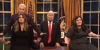 SNL Cold Open: A White House Celebration