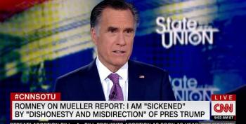 Romney Calls Justin Amash 'Courageous' For Statement On Impeachment But Refuses To Back Him Up