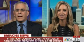 David Corn Shreds Trump Campaign Spokesliar Kayleigh McEnany