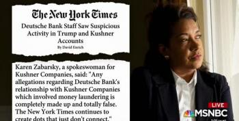 Deutsche Bank Buried Kushner And Trump's Suspicious 2016 Money Transfers To Russians