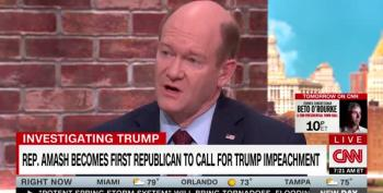 Sen. Coons: GOP Senators Privately Admit Trump Obtructed Justice