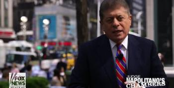 Judge Napolitano Sounds Alarm Over Eroding Separation Of Powers