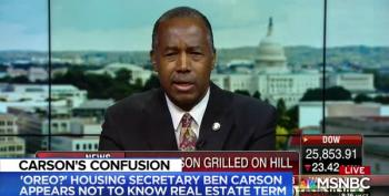 After His Humiliation, Ben Carson Runs To Fox To Lie About Katie Porter