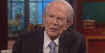 Pat Robertson Advises States On How To Reverse Roe V. Wade