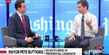 Nicolle Wallace Panel: Pete Buttigieg Hit Trump 'Afganistan Hard'