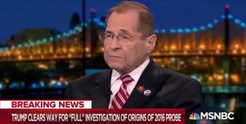 Nadler:  Mueller Wants To Testify Off-Camera