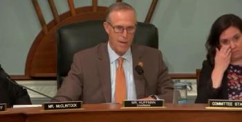 Jared Huffman (D-CA) Smacks Down Climate Deniers In Hearing