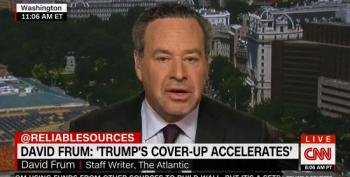 David Frum On Trump's 'High IQ' Tweet: 'Who Is He Talking To?'