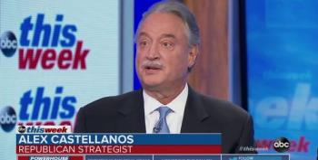 Alex Castellanos Legitimizes Trump And Barr's Corruption Of The DOJ